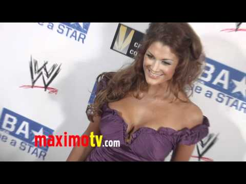 WWE Diva: Eve Torres at WWE SummerSlam 2011 LA Event