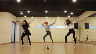 "getlinkyoutube.com-Orange Caramel - ""까탈레나 (Catallena) Dance Practice Ver. (Mirrored)"