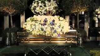 getlinkyoutube.com-NEW Michael Jackson Funeral Pictures UNSEEN