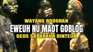 Pasukan Buta Mabok Tutut || Wayang Bodoran Asep Sunandar Sunarya