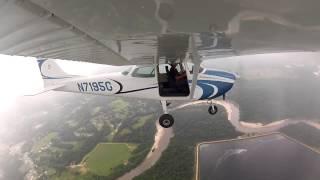 Petal skydive