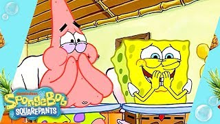 SpongeBob & Patrick: Perfect BFFs 🎊 | SpongeBob SquarePants | Nick width=