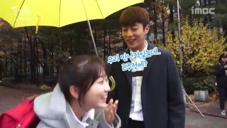 getlinkyoutube.com-BEAST 비스트 Yoon Doojoon Mini Drama 2015 Splash Splash LOVE BTS Cut 13 BONUS VIDEO Goodbye