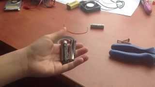 getlinkyoutube.com-Jak zrobić prosty  elektryczny silnik