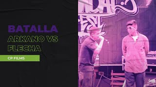 getlinkyoutube.com-Flecha vs Arkano (Video Oficial) - Batallas Escritas Vandal Fest