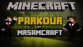 My First Minecraft Parkour! Not the best xD - MrSamCraft