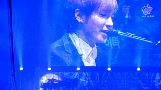 110219 Leeteuk solo - Close your eyes [ss3 Japan]