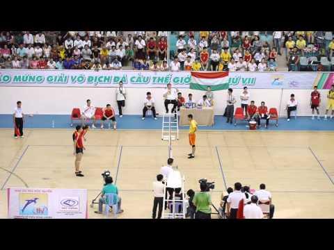 世錦賽   混雙決賽   中國對越南 - YouTube