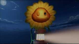 getlinkyoutube.com-PvZ Garden Warfare: Mega Flower Taunt Scene