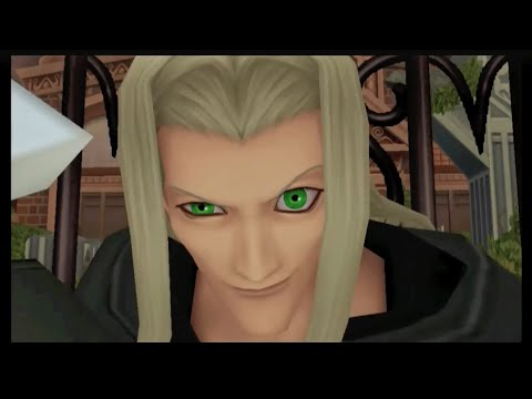 Let's Play Kingdom Hearts 1.5 ReMIX Re:Chain of Memories | 24 Vexen, Le Savant Glacial | Gilnead