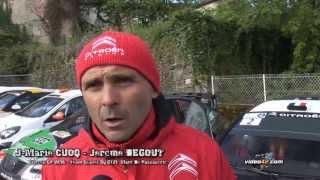 Vid�o Rallye Limousin 2013