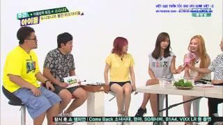 getlinkyoutube.com-[VIỆT SUB] 150826 Weekly Idol EP213 SNSD - Part 5