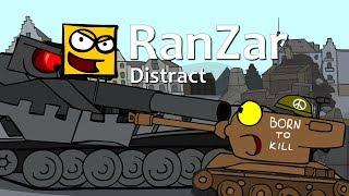 getlinkyoutube.com-Tanktoon: Distract. RanZar.