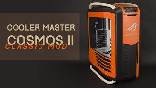 getlinkyoutube.com-Cooler Master Cosmos II Classic Modding