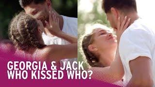 Love Island 2018 | Did Georgia Kiss Jack? width=