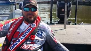 getlinkyoutube.com-Greg Hackney on the Delaware River vs other tidal bass waters
