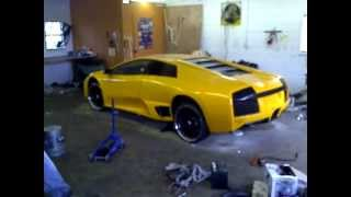 getlinkyoutube.com-lamborghini replica v8