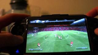 getlinkyoutube.com-FIFA 12 PS Vita Career Mode overview and gameplay