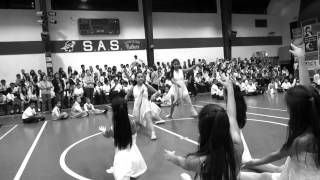 "getlinkyoutube.com-Saint Anthony Catholic School Living Rosary ""You Raise Me Up"" Celtic Woman"