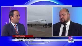Conversamos con el abogado Pablo Hurtado sobre la visa waiver y las deportaciones