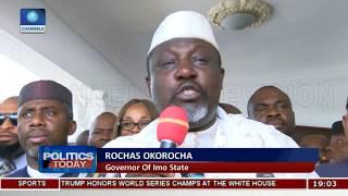 Okorocha Says