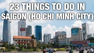 getlinkyoutube.com-23 Things To Do In Saigon (Ho Chi Minh City) Vietnam
