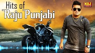 Hits Of Raju Punjabi - Latest Non Stop हरियाणवी Songs - New Haryanvi Dj Songs 2017 - NDJfilmOfficial