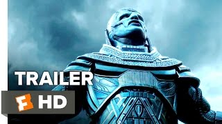 X-Men: Apocalypse Official Trailer #1 (2016) - Jennifer Lawrence, Michael Fassbender Action Movie HD