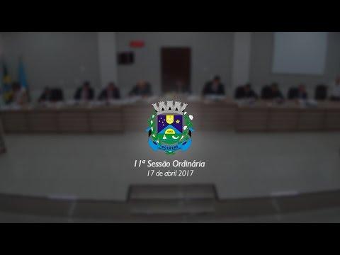 Vídeo da Sessão da Câmara Municipal de Goioerê do dia 17 de abril de 2017