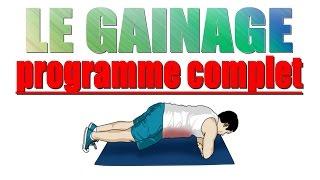 getlinkyoutube.com-Le Gainage | Programme complet