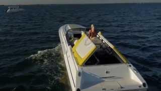 getlinkyoutube.com-Fountain Powerboats Lightning 42