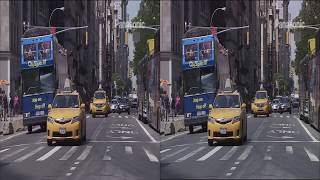 getlinkyoutube.com-Panasonic 3D Demo 02 - A Day in The New York City - 1080P Side by Side