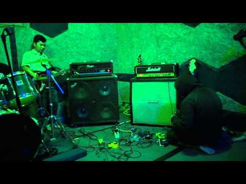 My Dear Are Enemy ft Indra Menus - Pelacur Live At Antrax Studio 2013
