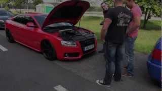 Audi A5 3.0 Tdi 320 PS vs. Passat R36