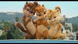 Chipmunks' Gangnam Style