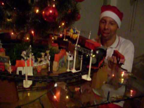 Árvore de Natal, com Santa Fé da Atma, do Zé Fusca - 2009