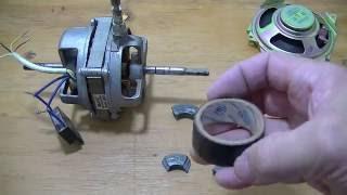 getlinkyoutube.com-gerador de energia com  motor de ventilador