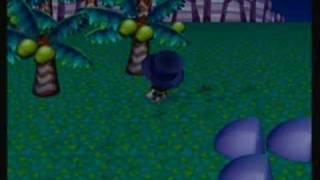 getlinkyoutube.com-Animal Crossing City Folk-Rare Bugs and Fish