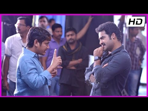 NTR  Rabhasa - Working Stills - Samantha , Pranitha Subhash(HD)