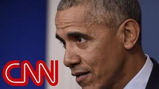 Man to Obama: Don't touch my girlfriend