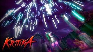 getlinkyoutube.com-Kritika - Eclair (New Character) - lvl 60 Gameplay - F2P - KR