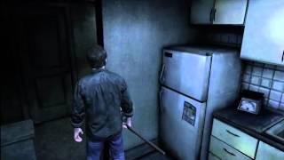 Silent Hill Downpour Easter Egg:Silent Hill 4 Room 302, Henry's apartment