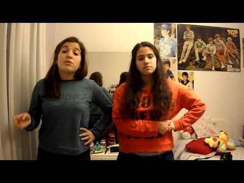 Katy Perry - The one that got away - Cover Delfina y Guadalupe