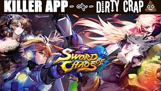 SWORD OF CHAOS : Killer App or Dirty Crap?
