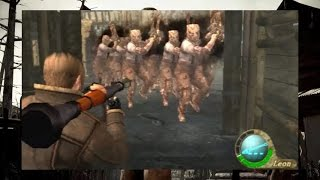 getlinkyoutube.com-Resident Evil 4 Modo Imposible 2017 PS2 PC HACK