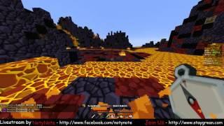 getlinkyoutube.com-Minecraft 1.8 - Hunger Game ด่านภูเขาไฟละ o.o