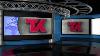 getlinkyoutube.com-3D Virtual Set Design - Green Screen Compositing