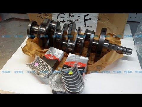 Коленвал для двигателя Додж Интрепид, Додж Стратус,Себринг,Край слер 300М, Крайслер 300С 2,7л.