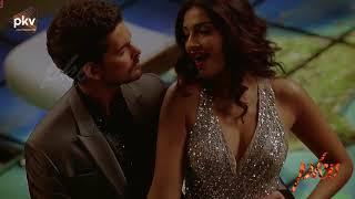 Actress Sonam Kapoor Hot Saree Songs