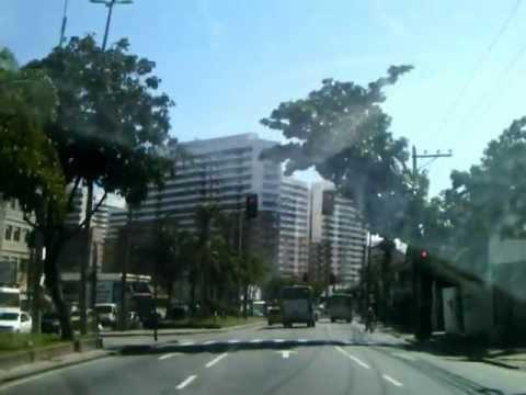 Dirigindo pelas Ruas Cariocas ! 05-05-2012